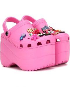 kids platform Crocs