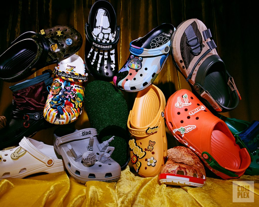 4 Features Of Crocs that Make Everyone Love It